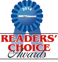 Readers Choice Award 2014