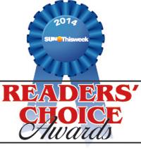 Readers Choice Award 2014